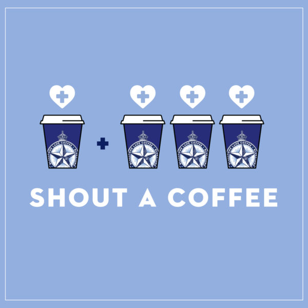 Shout a Coffee